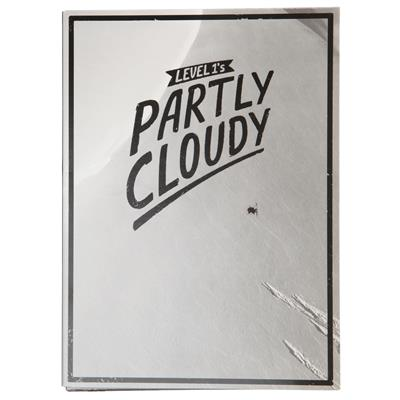 Level 1 Productions Partly Cloudy DVD