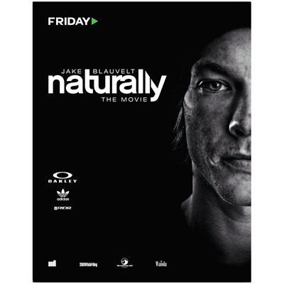 Oakley Naturally Jake Blauvelt Movie DVD