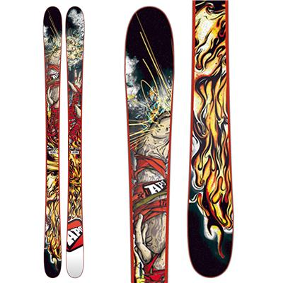 APO Sammy C Skis 2014