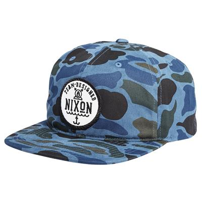 Nixon Series Snap Back Hat