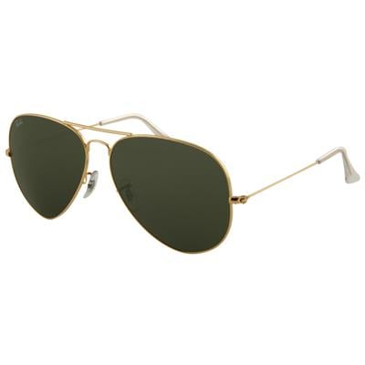Ray Ban RB 3026 Aviator Large Metal II 62 Sunglasses