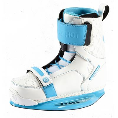 Slingshot Jewel Wakeboard Bindings - Women's 2014