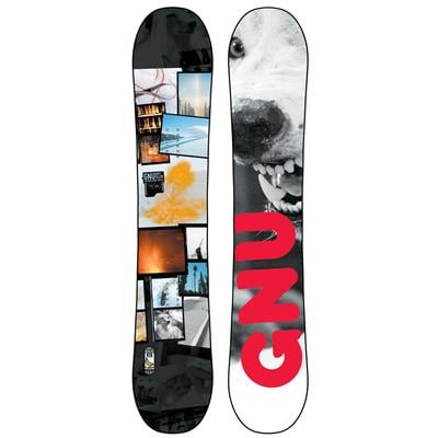GNU Dirty Pillow BTX Snowboard - Blem 2014