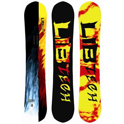 Lib Tech Hot Knife C3BTX Snowboard - Blem 2014