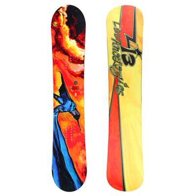 Lib Tech Emma P Fundamental C3 Snowboard - Blem 2014
