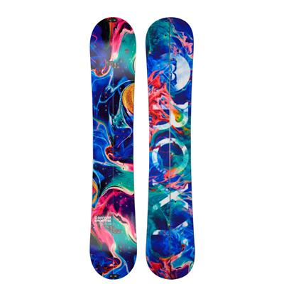 Roxy Banana Smoothie EC2 Splitboard - Blem - Women's 2014