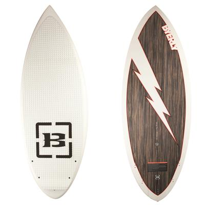Byerly Wakeboards Hazard Wakesurf Board 2014