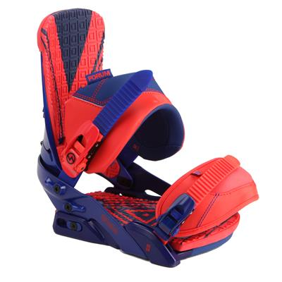 Forum Shaka Snowboard Bindings - New Demo 2014
