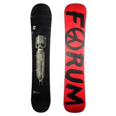 Forum Destroyer Doubledog Snowboard - Sample 2014