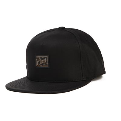 Obey Clothing Plateau Snapback Hat