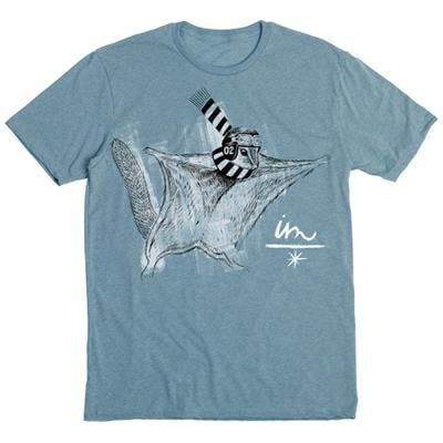 Imperial Motion Flying Squirrel Vintage Heather T-Shirt