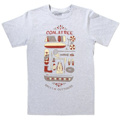 Coalatree Organics Greet The Outdoors T-Shirt