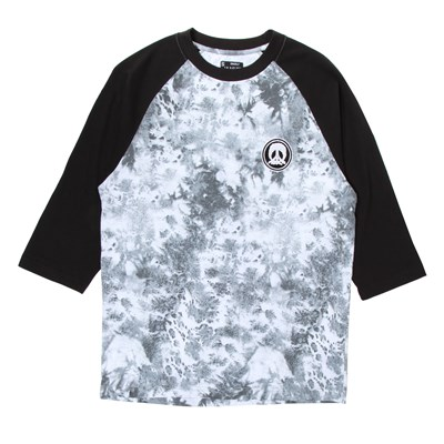 Gnarly Team Dye Raglan Shirt