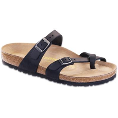 Birkenstock Mayari Oiled Leather Sandal - Women's