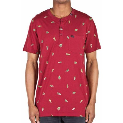 LRG Explore Flora Short-Sleeve Top