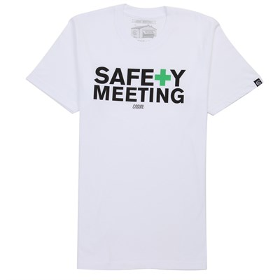Casual Industrees Safety Meeting T-Shirt