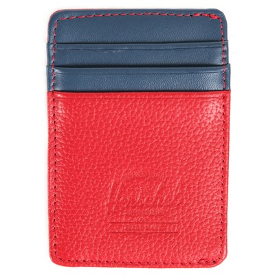 Herschel Supply Co. Raven Leather Wallet