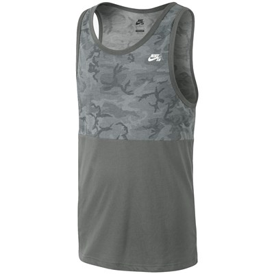 Nike SB Dri-Fit Camo Block Tank Top