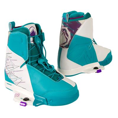 Liquid Force Harley Wakeboard Bindings 2014