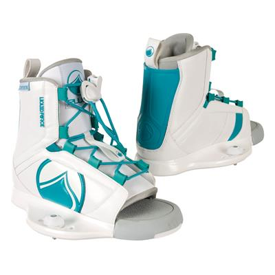 Liquid Force Plush Wakeboard Bindings - Women's 2014