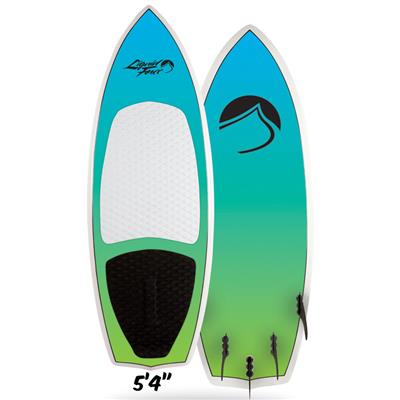 Liquid Force Custom Fiver Wakesurf Board 2014