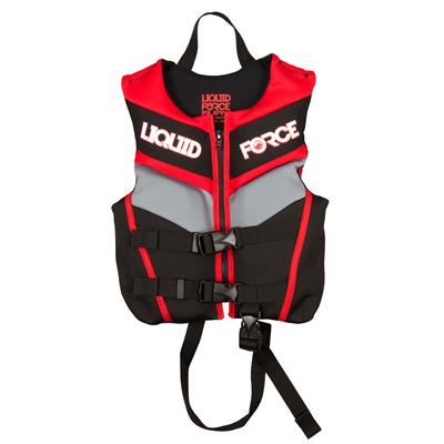 Liquid Force Fury Child CGA Wakeboard Vest - Boy's 2014