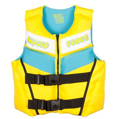 Liquid Force Dream Youth CGA Wakeboard Vest - Big Girls' 2015