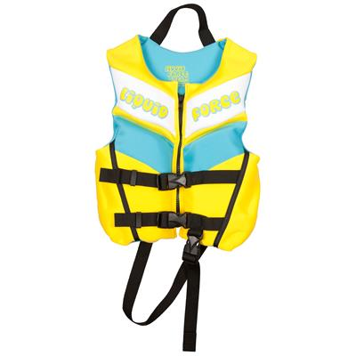 Liquid Force Dream Child CGA Wakeboard Vest - Girl's 2014