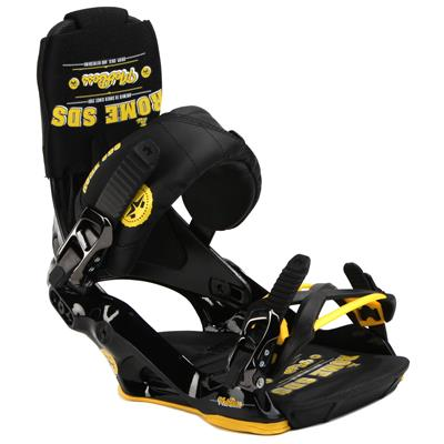 Rome Rome Mob Boss Snowboard Bindings - New Demo 2013