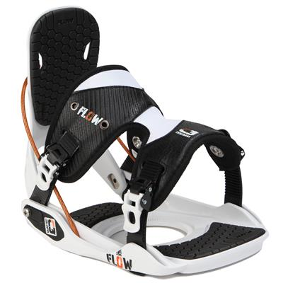 Flow Quattro Snowboard Bindings - New Demo 2013