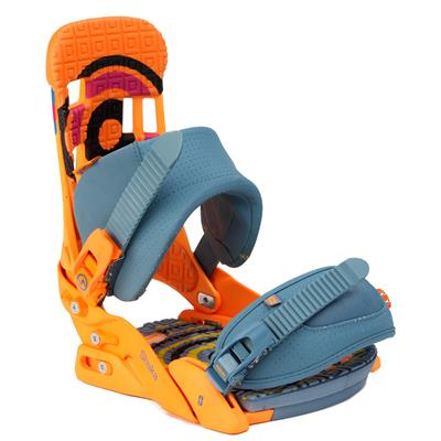 Forum Shaka Snowboard Bindings - New Demo 2013
