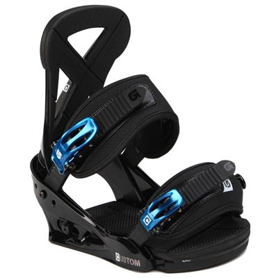 Burton Custom Snowboard Bindings - New Demo 2014