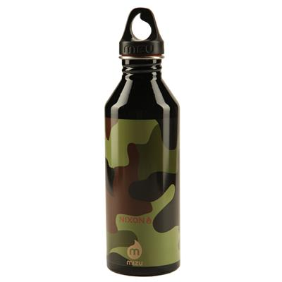 Mizu Nixon Camo Water Bottle