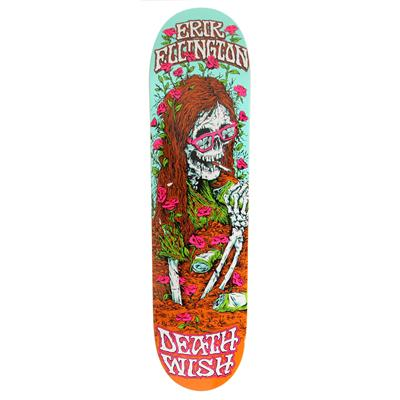 Deathwish Ellington Buried Alive 2 8.0 Skateboard Deck