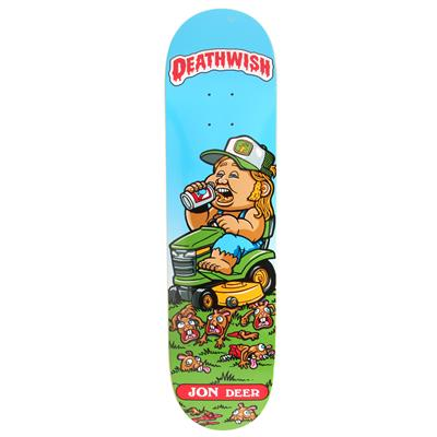 Deathwish Dickson Low Life Kids Skateboard Deck