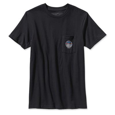 Patagonia Fitz Roy Emblem Pocket T-Shirt