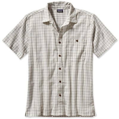 Patagonia A/C Short-Sleeve Button-Down Shirt