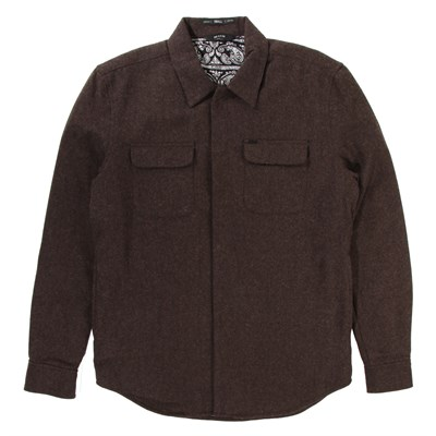 Kr3w Smuggler Flannel Shirt Jacket