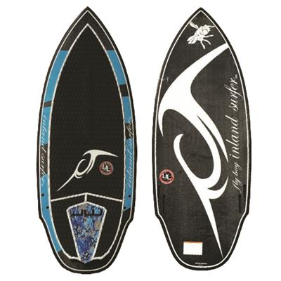 Inland Surfer Flyboy James Pro Wake Surfboard 2014