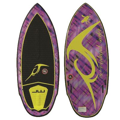 Inland Surfer Flyboy Big Boy Wake Surfboard 2014