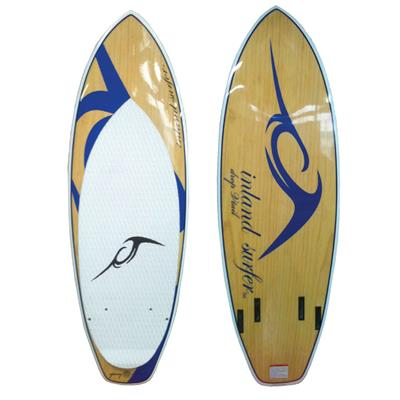 Inland Surfer Blue Lake V2 Wake Surfboard 2014