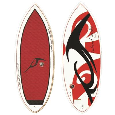 Inland Surfer 4Skim Squirt Wake Surfboard 2014