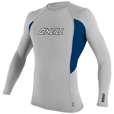 O'Neill Skins Graphic Long Sleeve Rashguard 2014