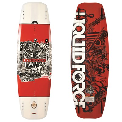Liquid Force Deluxe Wakeboard 2014