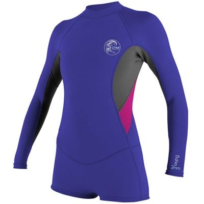 O'Neill Bahia Long Sleeve Short Spring Wetsuit - Women's
