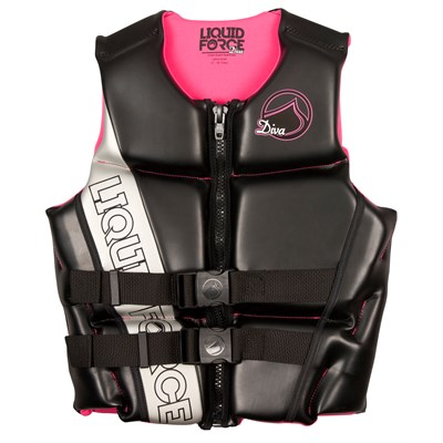 Liquid Force Diva CGA Wakeboard Vest - Women's 2014