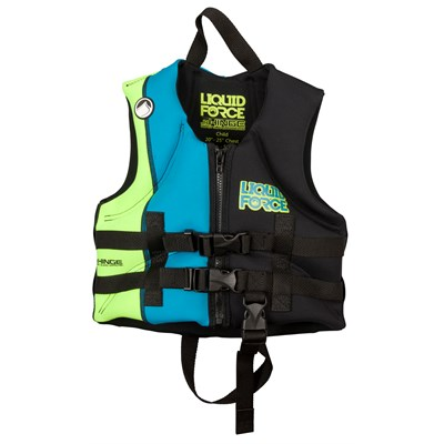 Liquid Force Junior Hinge Wakeboard Vest - Kid's 2014