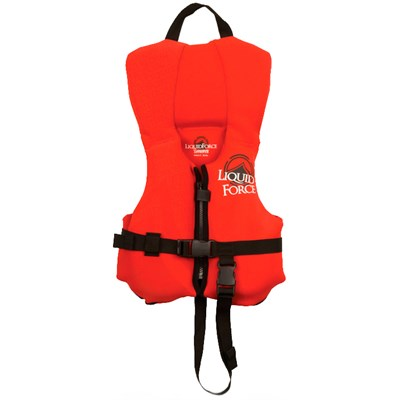 Liquid Force Nemesis CGA Wakeboard Vest - Boy's 2014