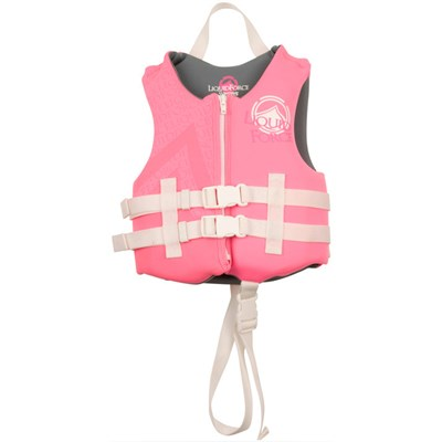 Liquid Force Star CGA Wakeboard Vest - Girl's 2014