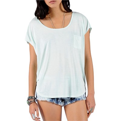 Volcom Lived In Slub Circle T-Shirt - Women's